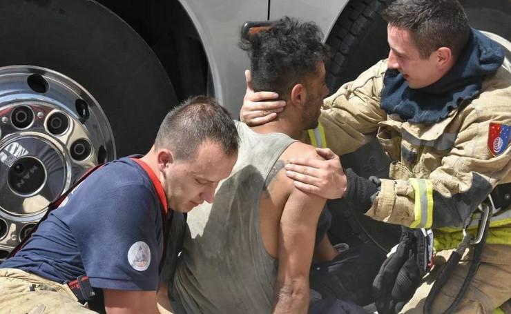 Migrant spasavanje