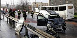 Groźny wypadek szkolnego autokaru. Ranne dzieci!