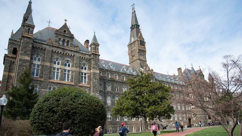 Uniwersytet Georgetown