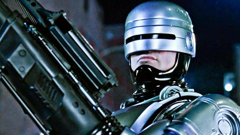 """""""RoboCop"""" - kadr z filmu"""