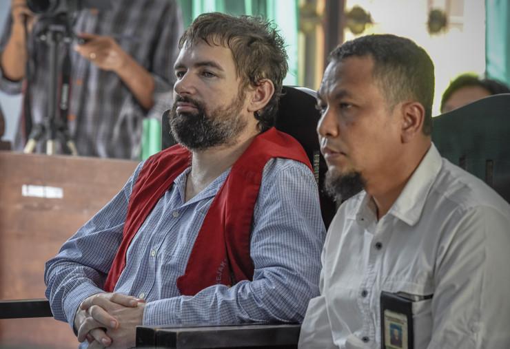 Rezultat slika za Indonezija: Francuzu smrtna kazna zbog krijumčarenja droge