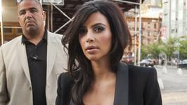 Kim Kardashian zrobiła makijaż córce! North wygląda jak got!