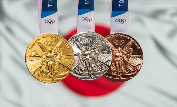 Medale olimpijskie Tokyo 2020