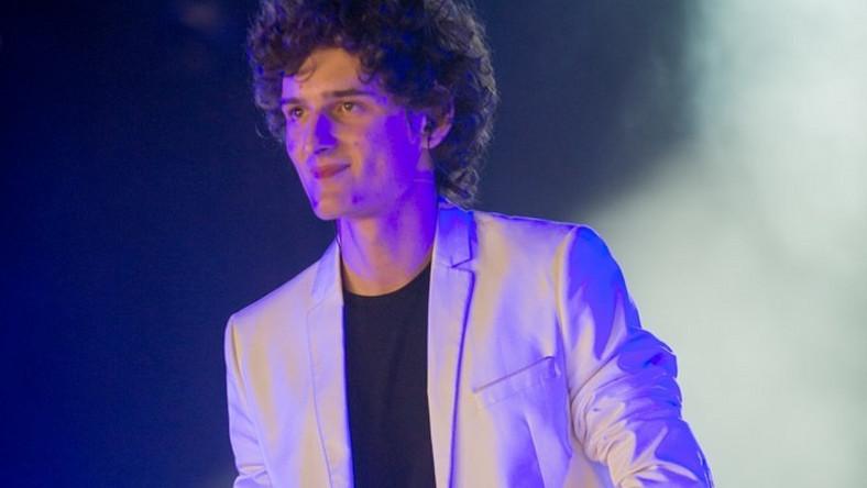 Dawid Podsiadło zaśpiewa na Coke Live Music Festival 2013