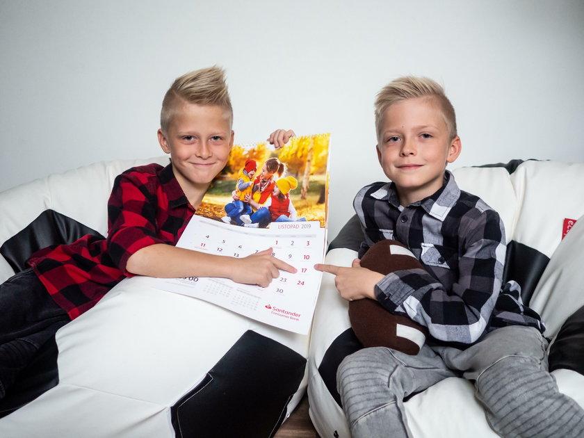 Bank zorganizował urodziny braciom