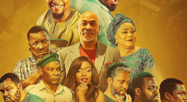 Tade Ogidan's 'Gold Statue' movie [Amazon]