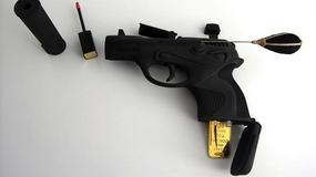 Pistolet dla seksownego zamachowca