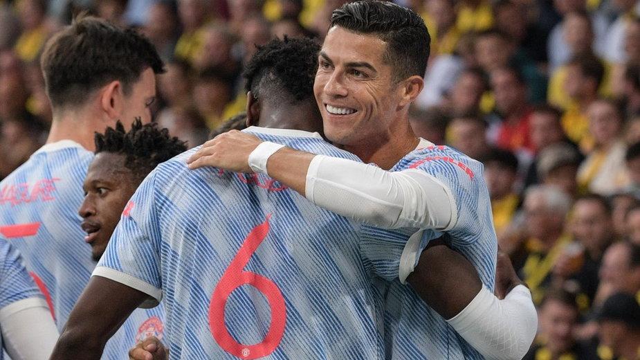 Cristiano Ronaldo i Paul Pogba