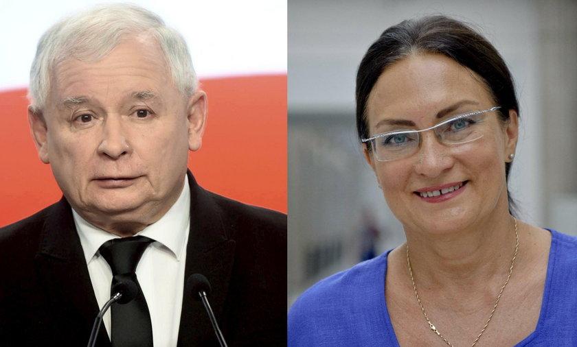 Kaczyński i Kloc.