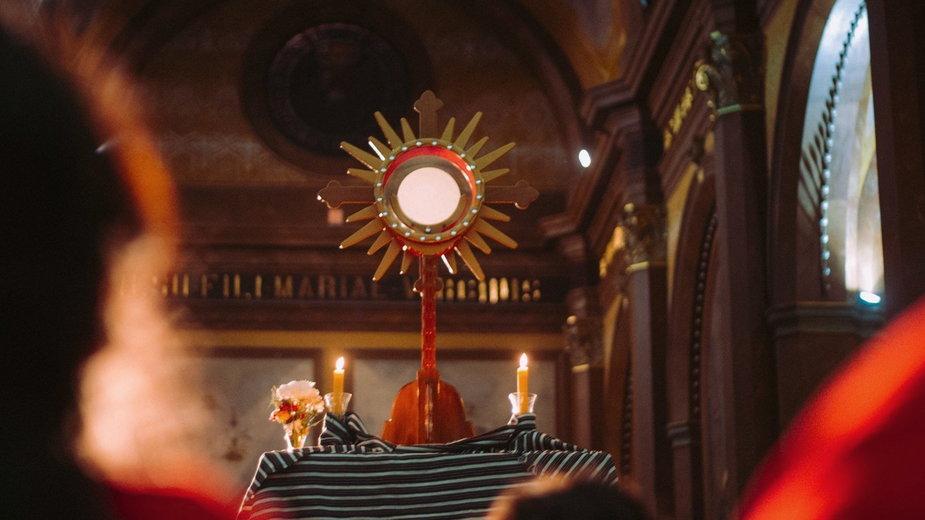 """""""Duszo Chrystusowa, uświęć mnie"""". Tę piękną modlitwę wiele osób zna na pamięć"""