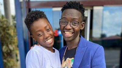 Rue Baby comes clean on dating Comedian MCA Tricky