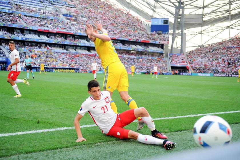 Bartosz Kapustka podczas Euro w 2016 roku miał 20 lat.