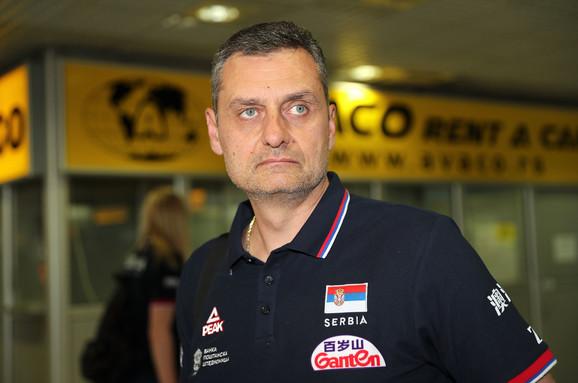 Selektor Zoran Terzić
