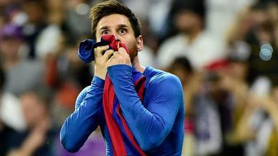 Messi's milestone matches with Barcelona