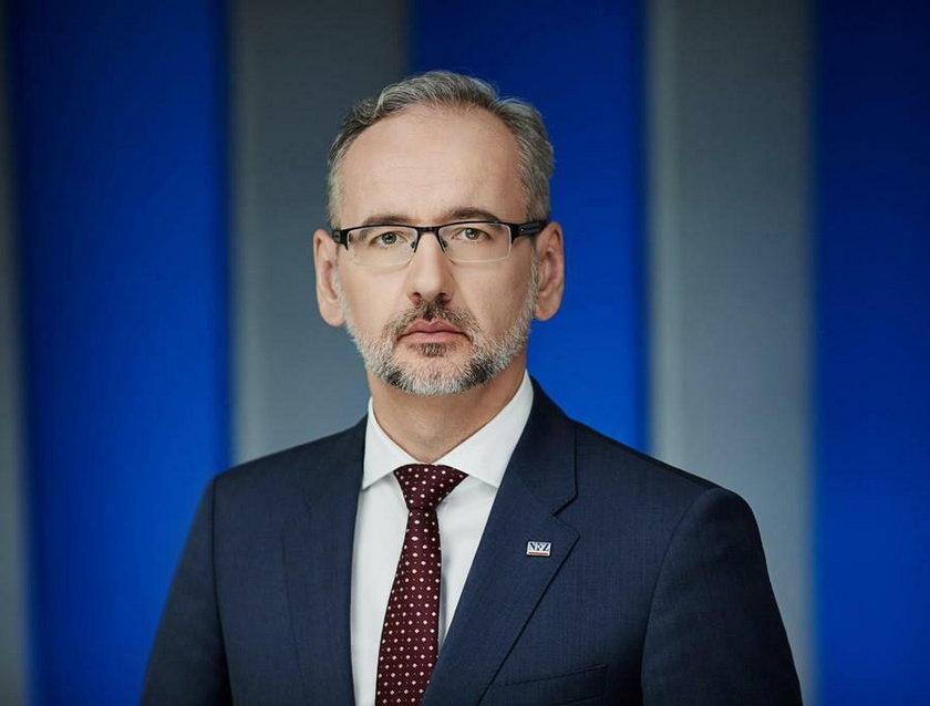 Adam Niedzielski prezes NFZ