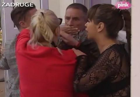 Lepi Mića u NIKAD GOREM KLINČU sa sutkinjom, a onda JEDVA SPREČENA TUČA sa Marijom Kulić! Video