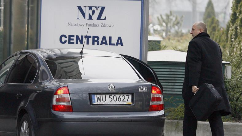 40 mln zł na podwyżki dla urzędników NFZ