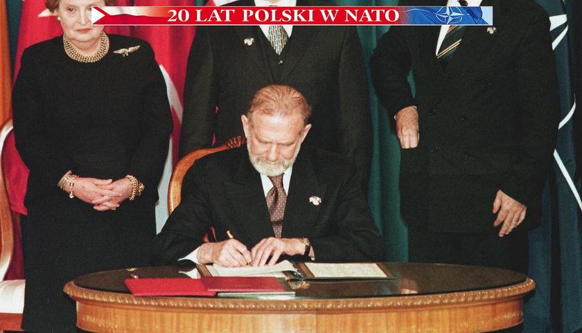 Od zniewolonych przez ZSRR do partnerów w sojuszu