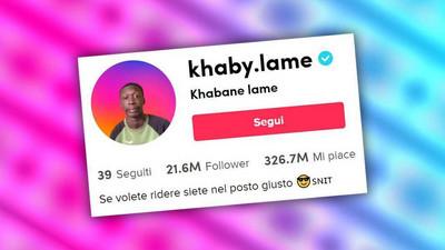 À 21 ans, Khaby Lame déchire sur TikTok