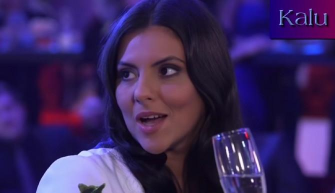 Danina Jeftić u seriji