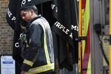 Velika Britanija vatrogasci