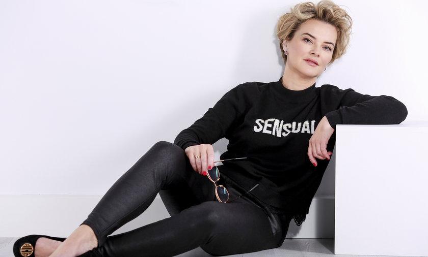 Monika Zamachowska o wyprowadzce Zbyszka: kochać to znaczy pozwolić odejść.