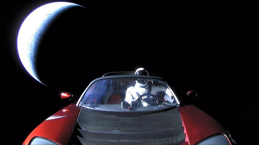 Elon Musk wys?a? rakiet? Falcon Heavy w kosmos