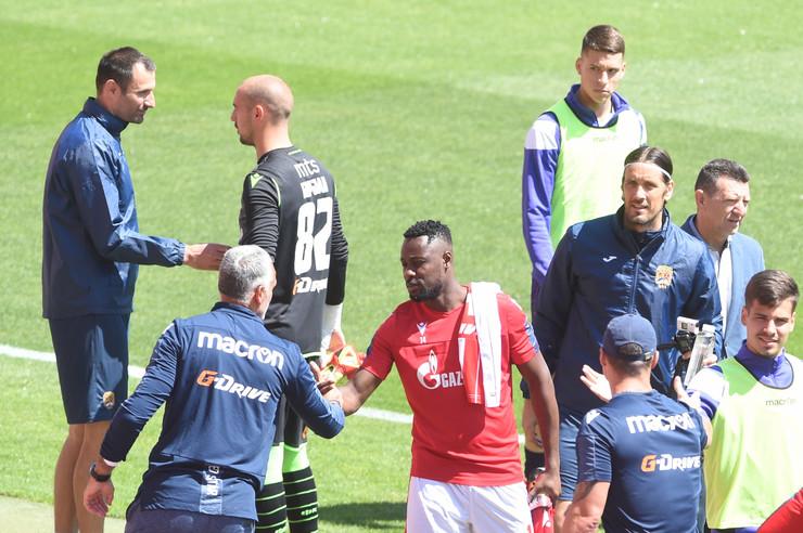 FK Crvena zvezda FK Grafičar