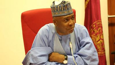 EFCC arrests Saraki over allegations of theft and money laundering