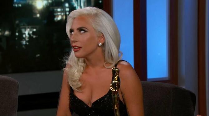 Lejdi Gaga dodela Oskara