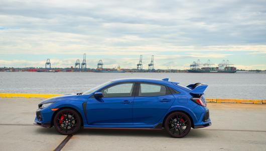 Ciekawostka z ogłoszenia – Honda Civic Type R za milion zł?