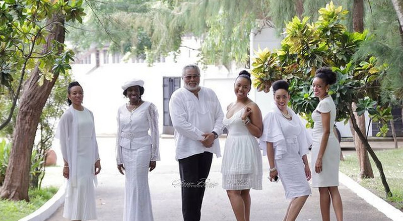Quiz: Which child of JJ Rawlings matches your personality?