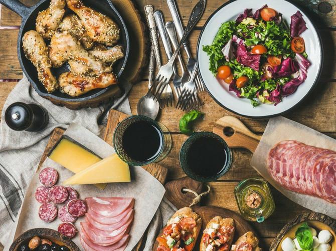 Evo šta bi trebalo da uvrstite na svoj jelovnik