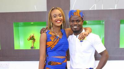 Azziad Nasenya and Comedian Mulamwah set to host new show together (Photos)