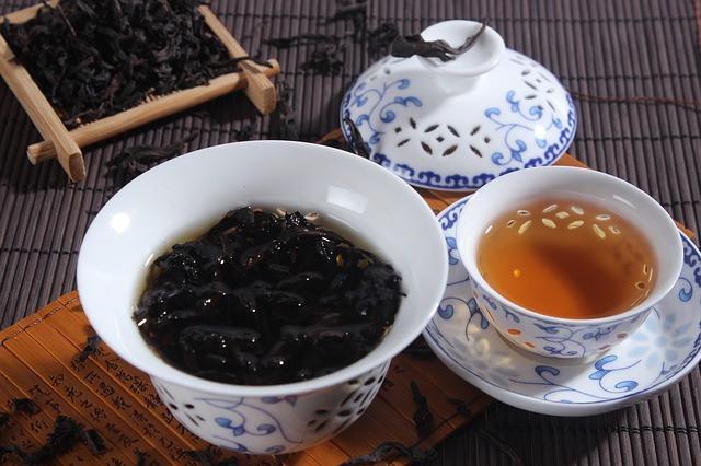 Da hong pao čaj