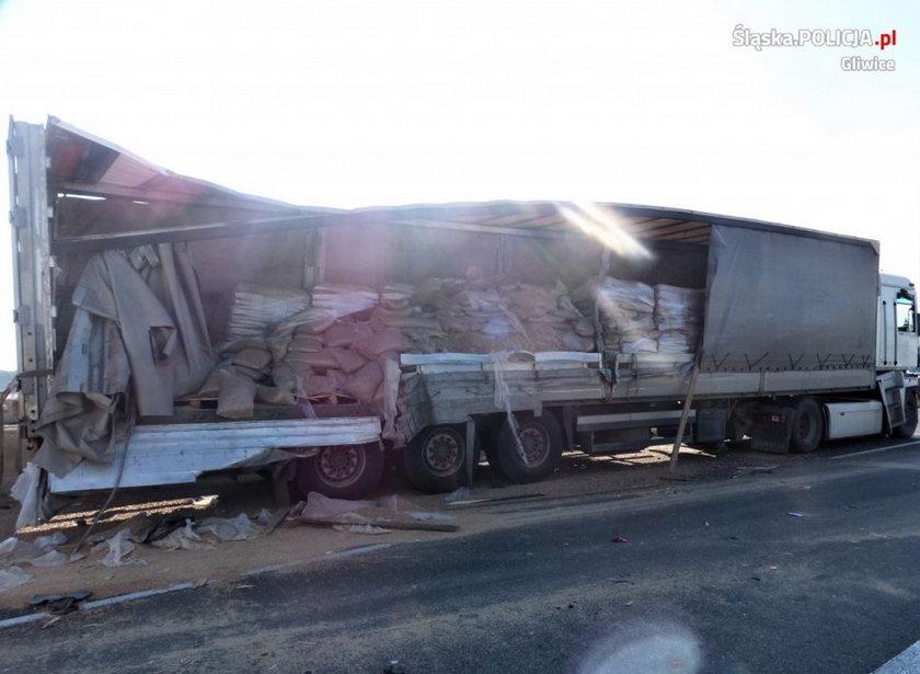 Tragedia na drodze.