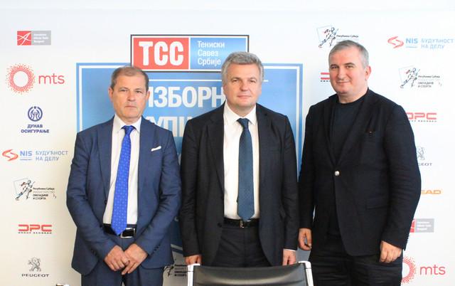Milan Jerinkić, Mirko Petrović, Goran Đoković