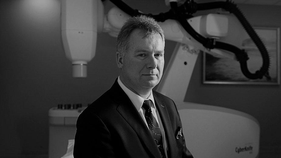 Prof. Leszek Miszczyk zginął w wypadku we wtorek