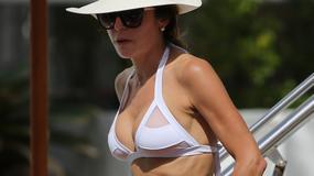 46-letnia Bethenny Frankel w bikini