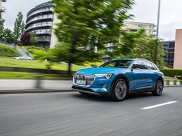 Audi e-tron 55 quattro – płynność i cisza są wielkie | TEST