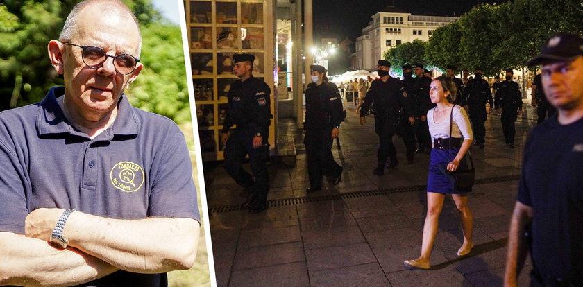 """""""Pokazówka"""" z setką policjantów i smutna prawda o sprawie Iwony Wieczorek. Dziennikarz krytykuje śledczych: Oni nic nie wiedzą"""