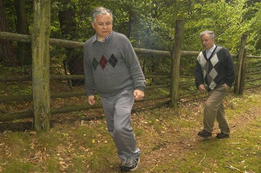 Spiegel: Lech Kaczyński stał się ikoną narodową