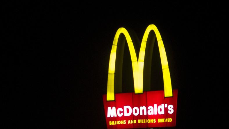 Słynny włoski kucharz pracuje dla... McDonald's!