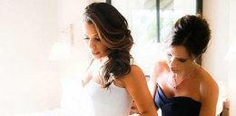 Victoria Beckham pokazała zdjęcia ze ślubu Longorii