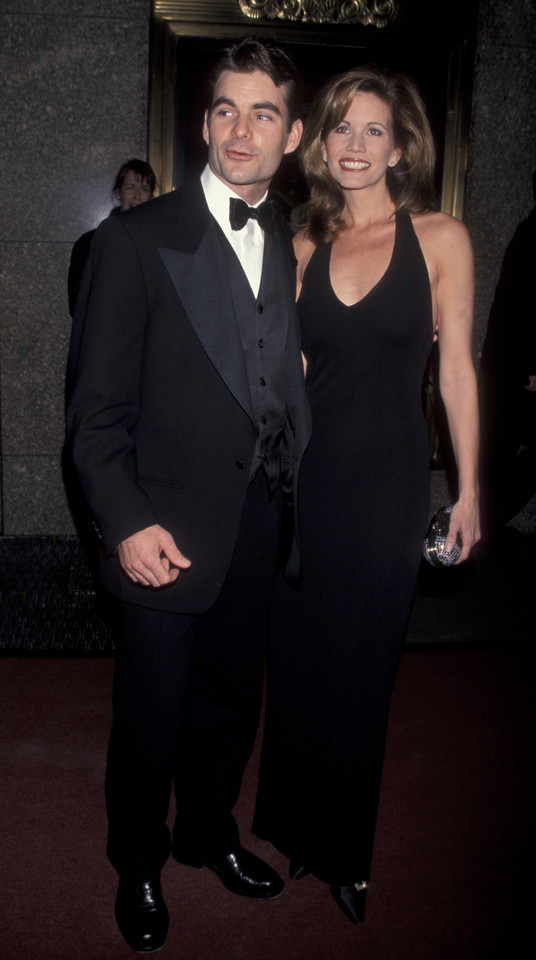 Jeff Gordon i Brooke Sealey