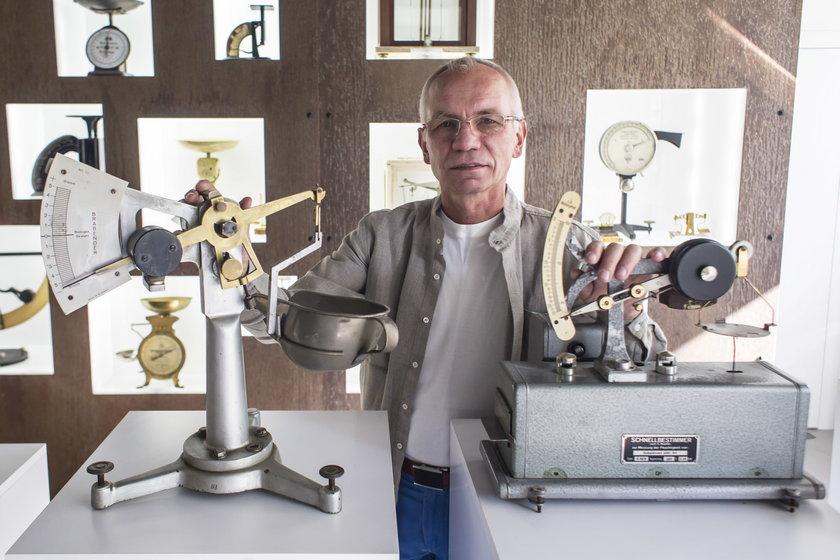 Pod Poznaniem otwarto prywatne muzeum miar i wag