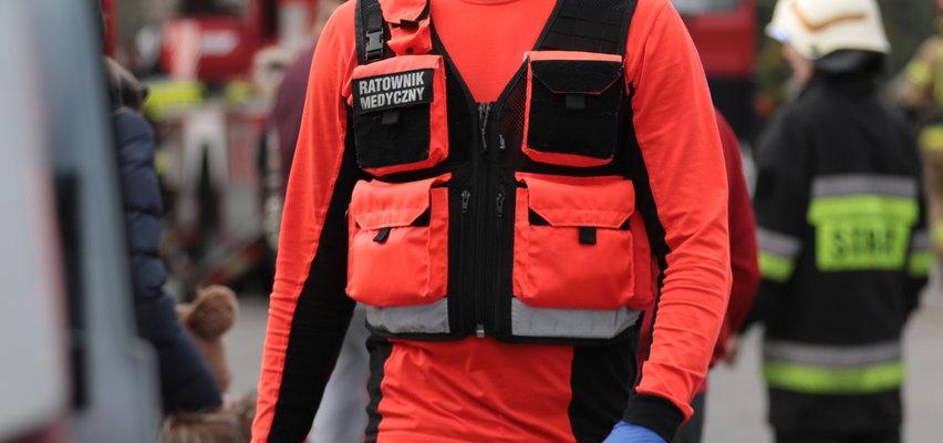 Wszyscy ratownicy pogotowia zwolnili się z pracy! Kto pojedzie do wypadków?