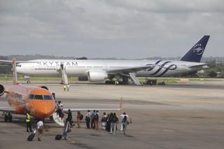 Kenijczycy o awaryjnym lądowaniu Boeinga: W samolocie Air France była bomba