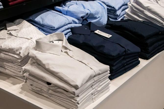U proseku muškarci malo kraće nose odeću od žena