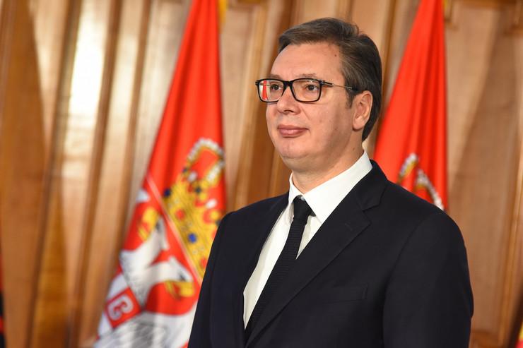 Novi Sad022 Aleksandar Vucic sastanak predsednika Srbije Albanije i Severne Makedonije foto Nenad Mihajlovic